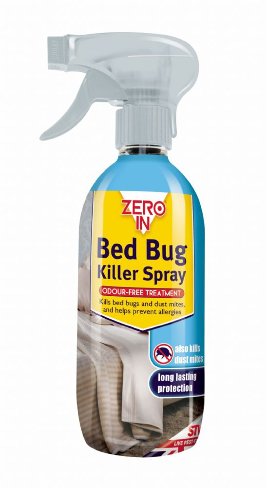 STV Zero In Bed Bug Spray - 500ml
